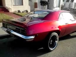 69 camaro apple 1969 pontiac firebird 400 kandy apple