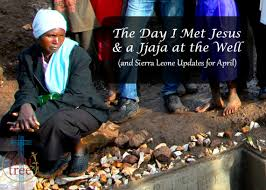 Jesus Has A Rocking Chair The Day I Met Jesus U0026 A Jjaja At The Well And Sierra Leone