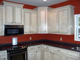 Glazed Kitchen Cabinet Doors Staining Laminate Cabinet Doors Rootsrocks Club