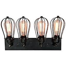 westmenlights 4 light industrial bathroom vanity lighting wall