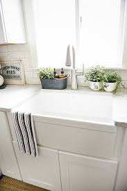 farmhouse sink review pros cons liz