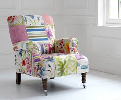 Patchwork Upholstered Furniture - studio line patchwork chair muebles patchwork