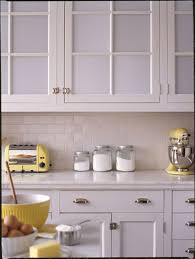 Kitchen Cabinet Doors With Frosted Glass by Kitchen Design Captivating Natural Concrete Backsplash White