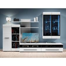 wall units awesome black entertainment center wall unit black