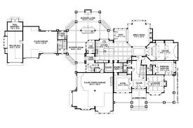 craftsman style house floor plans craftsman style house plan 7 beds 8 50 baths 8515 sq ft plan