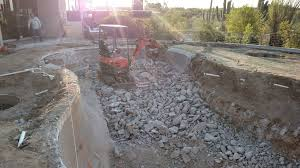 swimming pool demolition phoenix az imperial excavating llc