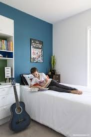 modern teen room seths idea for room but with reds grey and