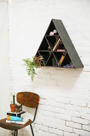 How To Make Wall Shelves Designs Ideas Creative Small Bamboo Wall Shelving Idea How To