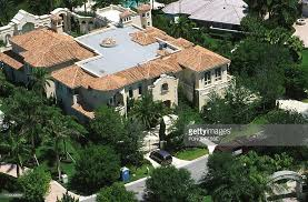 celine dion u0027s house in miami united states in may 1999 pictures