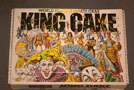 king cake shipping king cake ups shipping box i ordered a traditional king c flickr