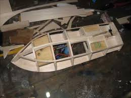 Rc Wood Boat Plans Free by Model Boat Building Youtube