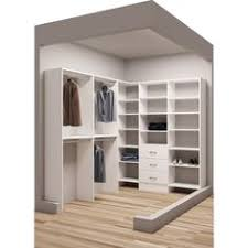 make the most of your closet space with this corner closet