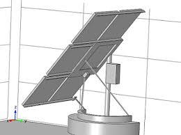 efficient solar panel design improves the pv industry comsol