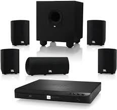 jbl home theater subwoofer jbl cinema bd 300 5 1 4 satellite speakers 1 center speaker 1