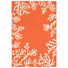 Coral Area Rugs Sale Coral Area Rug 3 5 Rugs Sale Salmon Colored Brashmagazine Info