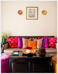 colorful indian homes interiors living rooms and indian interiors