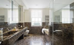 marble bathroom designs bathroom designs that use marble to stay trendy