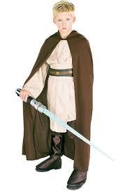 kids u0027 star wars jedi robe star wars fancy dress costumes mega