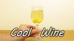 Unique Wine Glasses by How To Cool Wine Youtube