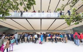 Apple Retail Jobs Foster Partners Apple Store Opens In San Francisco Archpaper Com