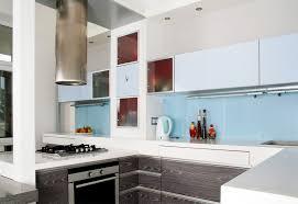 blue backsplash kitchen 27 blue kitchen ideas pictures of decor paint cabinet designs