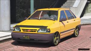 peugeot 405 tuning saipa pride 131 replace animated tuning hq gta5 mods com