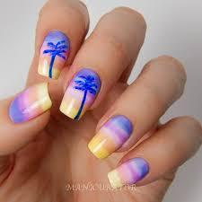 acrylic nail designs for summer pak fashion week the nails and