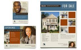 Estate Feature Sheet Template Flyer Sle Estate Realtor Cbus