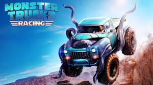 bigfoot monster truck logo monster trucks racing android apps on google play