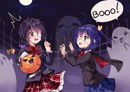 halloween anime background crossover wallpaper and background 1697x1200 id 755135