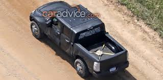 2019 jeep wrangler 2019 jeep wrangler ute to feature australian input and local