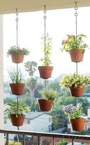 diy hanging planters for your garden