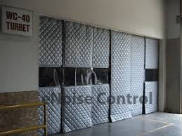 Kevlar Curtains Sound Curtains Industrial Noise Control Products