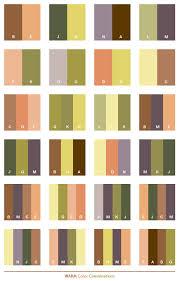 Autumn Color Schemes Warm Color Schemes Color Combinations Color Palettes For Print