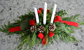 picture collection christmas centerpiece diy all can download