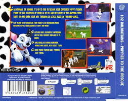 102 dalmatians disney u0027s puppies rescue usa iso u003c dc
