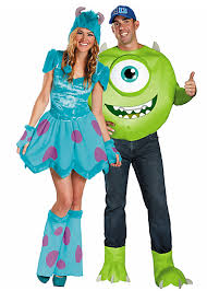 Mike Halloween Costume Fun Couple Costumes Halloween Monsters Photomojo