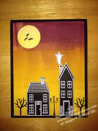 halloween my stampin space
