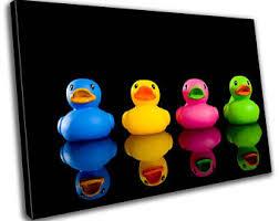 Rubber duck decor