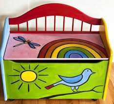 Diy Wooden Toy Box Bench by 108 Best Toy Box Images On Pinterest Toy Boxes Toy Chest And