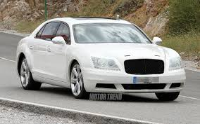 mercedes bentley spied new bentley continental flying spur does mercedes s class