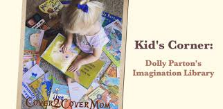 kids u0027 corner dolly parton u0027s imagination library