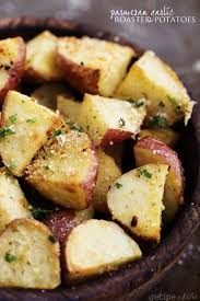 How To Cook A Potato In A Toaster Oven Best 25 Garlic Roasted Potatoes Ideas On Pinterest Oven Roasted