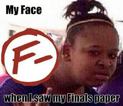 Brace Face Meme - brace yourselves finals posts are coming by fiercecrescent