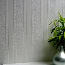 graham u0026 brown cameo stripe paintable white wallpaper 14011 the