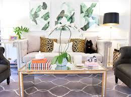 animal print furniture home decor lo murphy living room murphy u0027s law