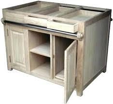 porte cuisine chene caisson cuisine bois massif facade meuble cuisine bois brut facade