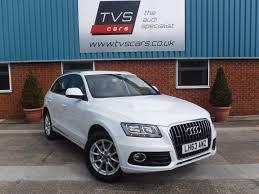 Audi Q5 60 Plate - used audi q5 white for sale motors co uk