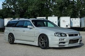 Nissan Gtr Evolution - it u0027s real this nissan gt r wagon is wild and for sale in the usa