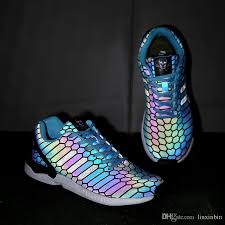 light up running shoes 2018 2015 new arrival light up brand sneakers zx flux xeno 3m 8000